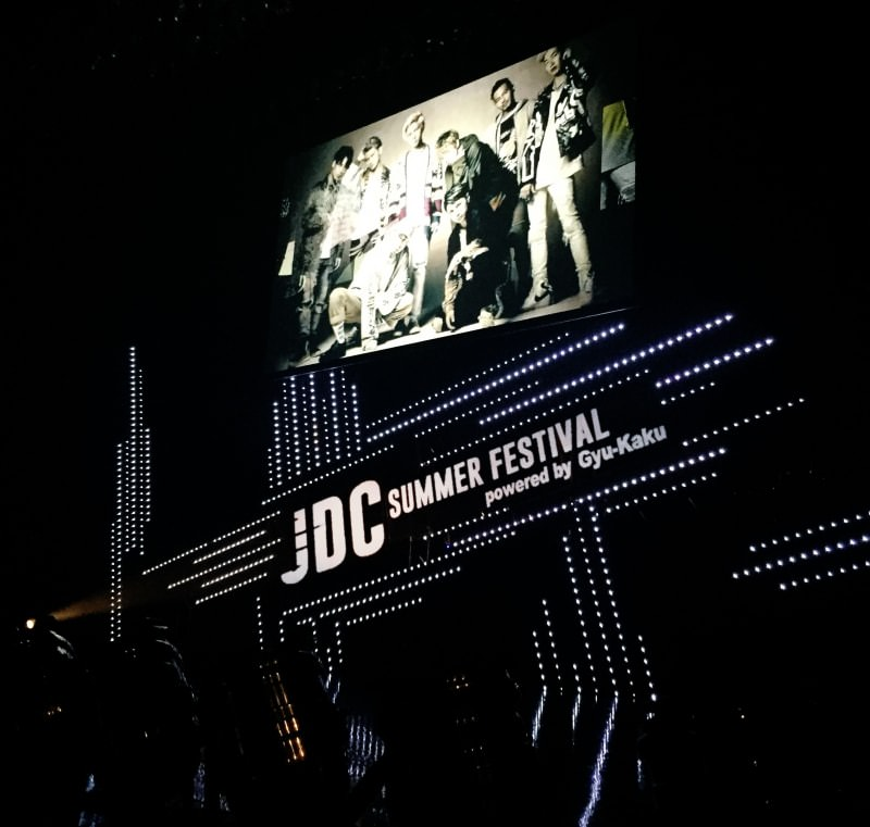 JDC Summer Festival  powered by Gyu-Kaku<br />2016.08.18<br />DIRECTION / PRODUCTION / DESIGN