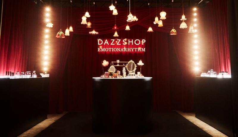 DAZZSHOP EMOTIONARHYTHM LAUNCH PARTY<br />2017.11.02<br />DIRECTION / PRODUCTION