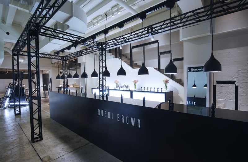 BOBBI BROWN<br />Intensive Skin Serum Foundation<br />3year anniversary Party <br />2018.04.10<br />DIRECTION / PRODUCTION
