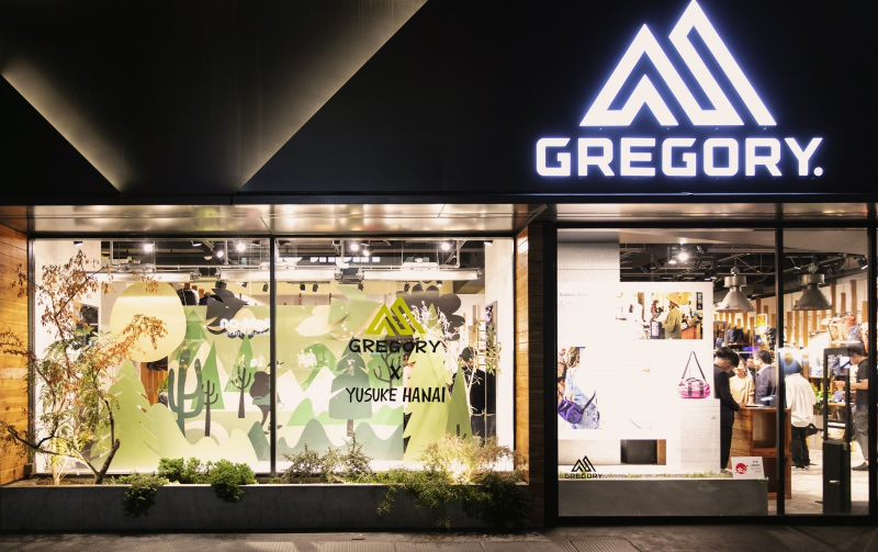 GREGORY HARAJUKU EVENT<br />2018.04.27 & 09.14<br />DIRECTION / PRODUCTION
