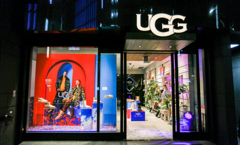 UGG® 40th Anniversary PARTY<br />-CROSSOVER THE SPIRIT-<br />2018.10.04<br />DIRECTION / PRODUCTION