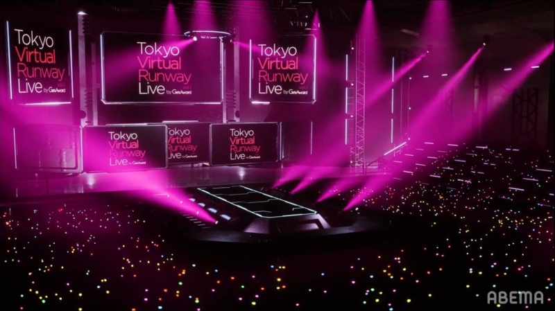 Tokyo Virtual Runway Live by GirlsAward<br />2020.06.27<br />DIRECTION